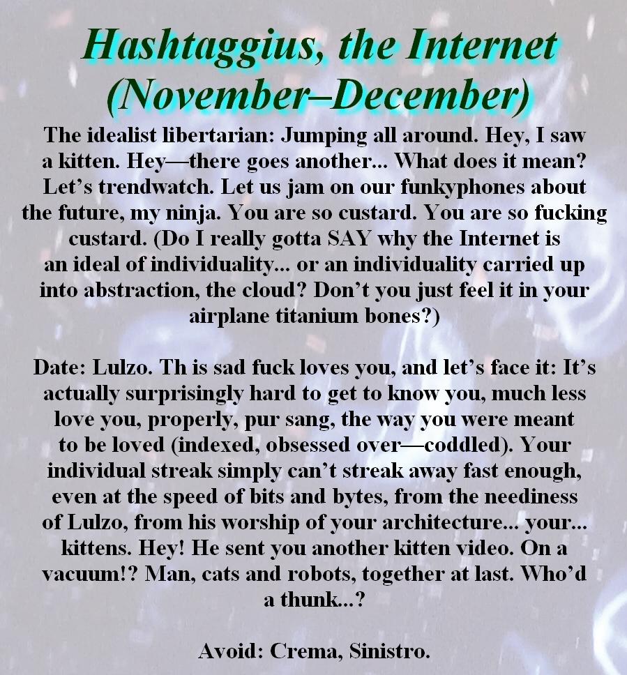 Hashtaggius