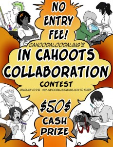 In Cahoots Flier 2015 sm