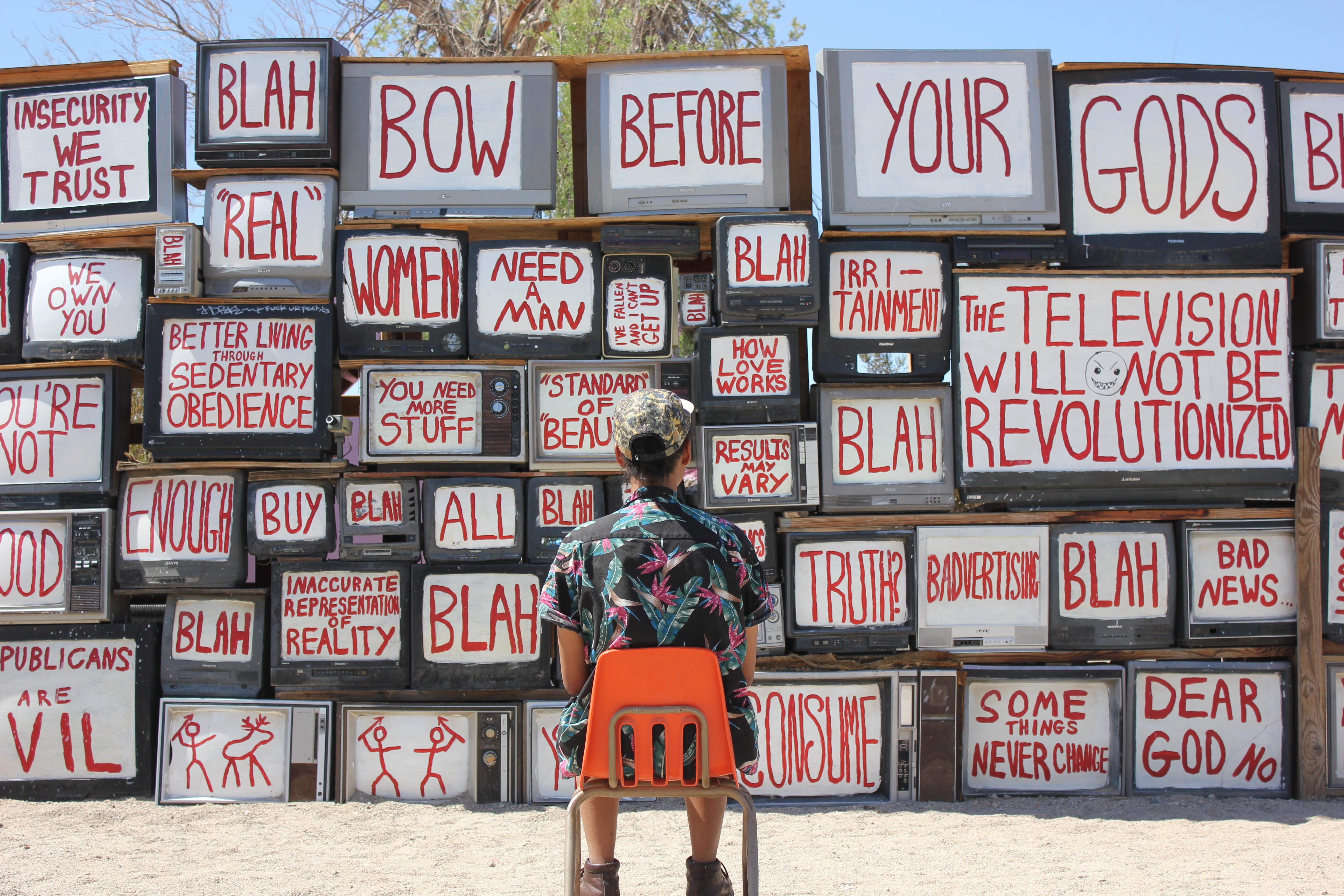 Blah Blah Blah by Sierra Schepmann