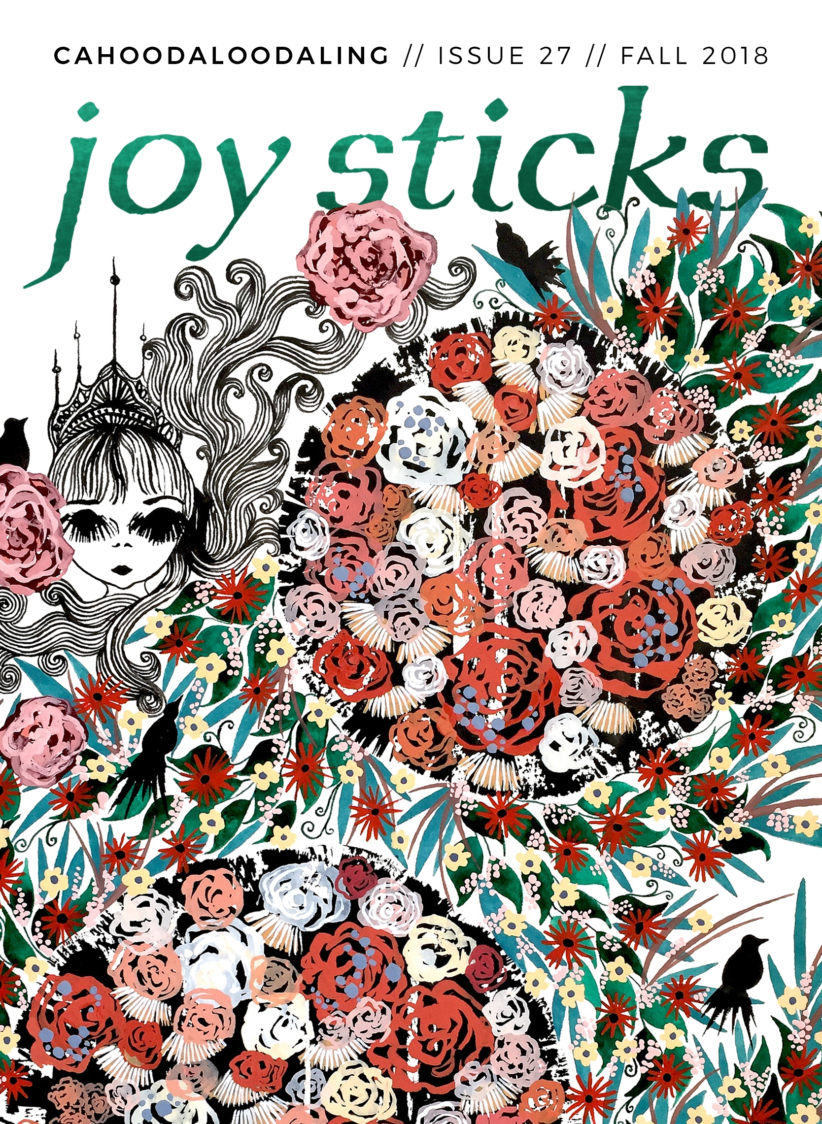 Joy Sticks Cover Final